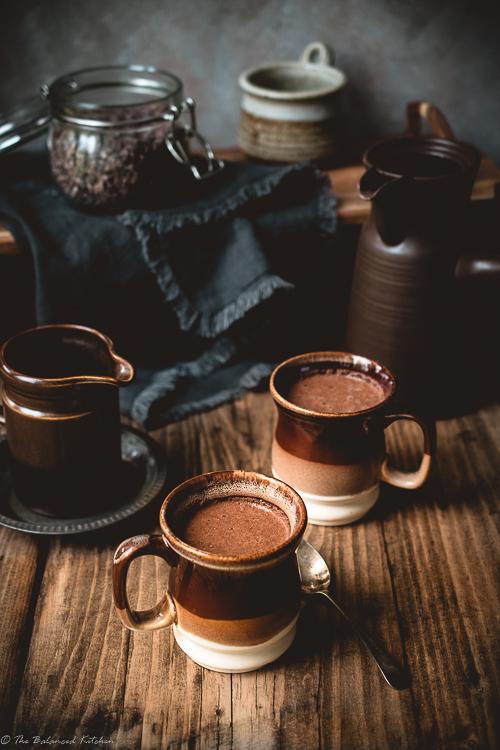 Simply Delicious Creamy Hot Chocolate