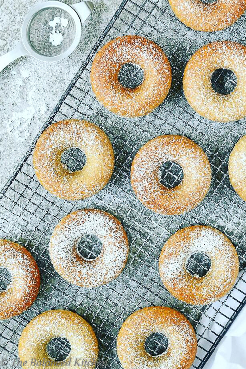 Vegan Doughnuts – a simple base recipe