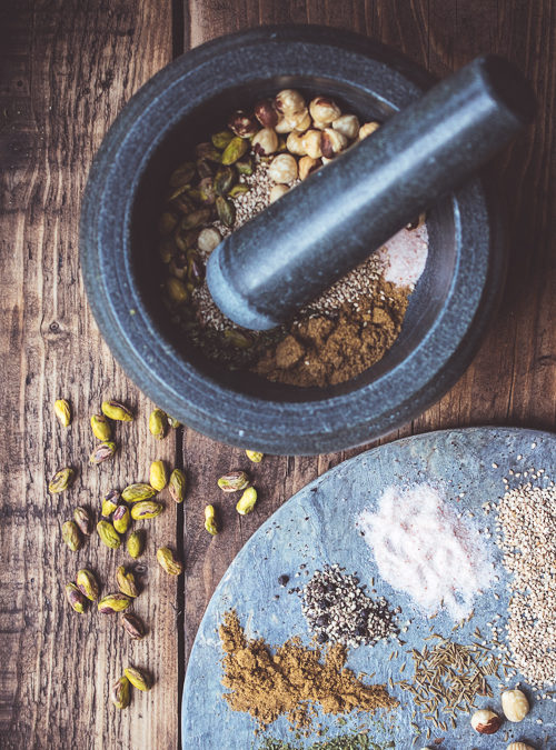 Super Dukkah – Egyptian Spice Mix