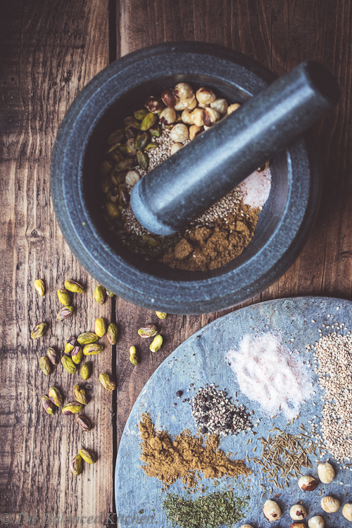 Super Dukkah – Egyptian Spice Mix