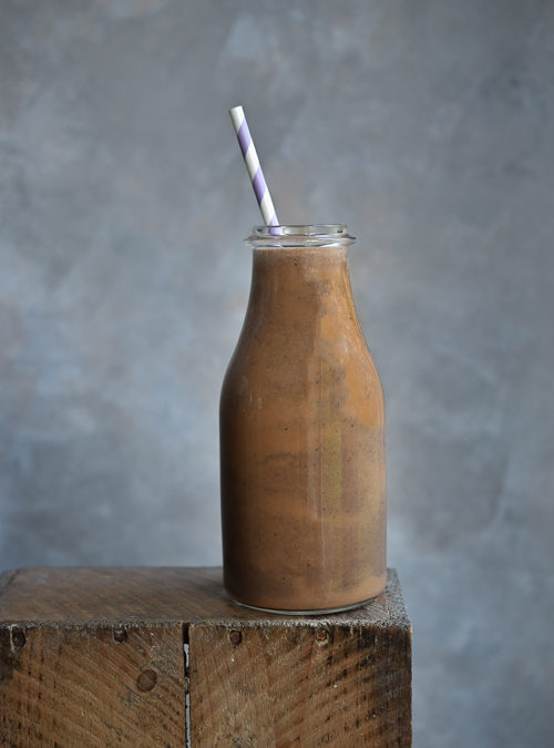 Chocolate, Maca & Maqui Berry Smoothie