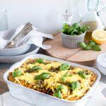 vegan lasagne pesto butternut squash recipe