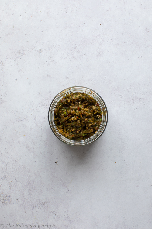 Red Thai Curry Paste vegan