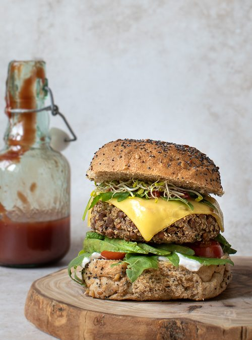 A guide to creating Plant-based Vegan Burgers