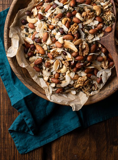 Grain-free, Activated – Maple & Coconut Granola